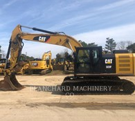 2017 Caterpillar 323FL Thumbnail 5