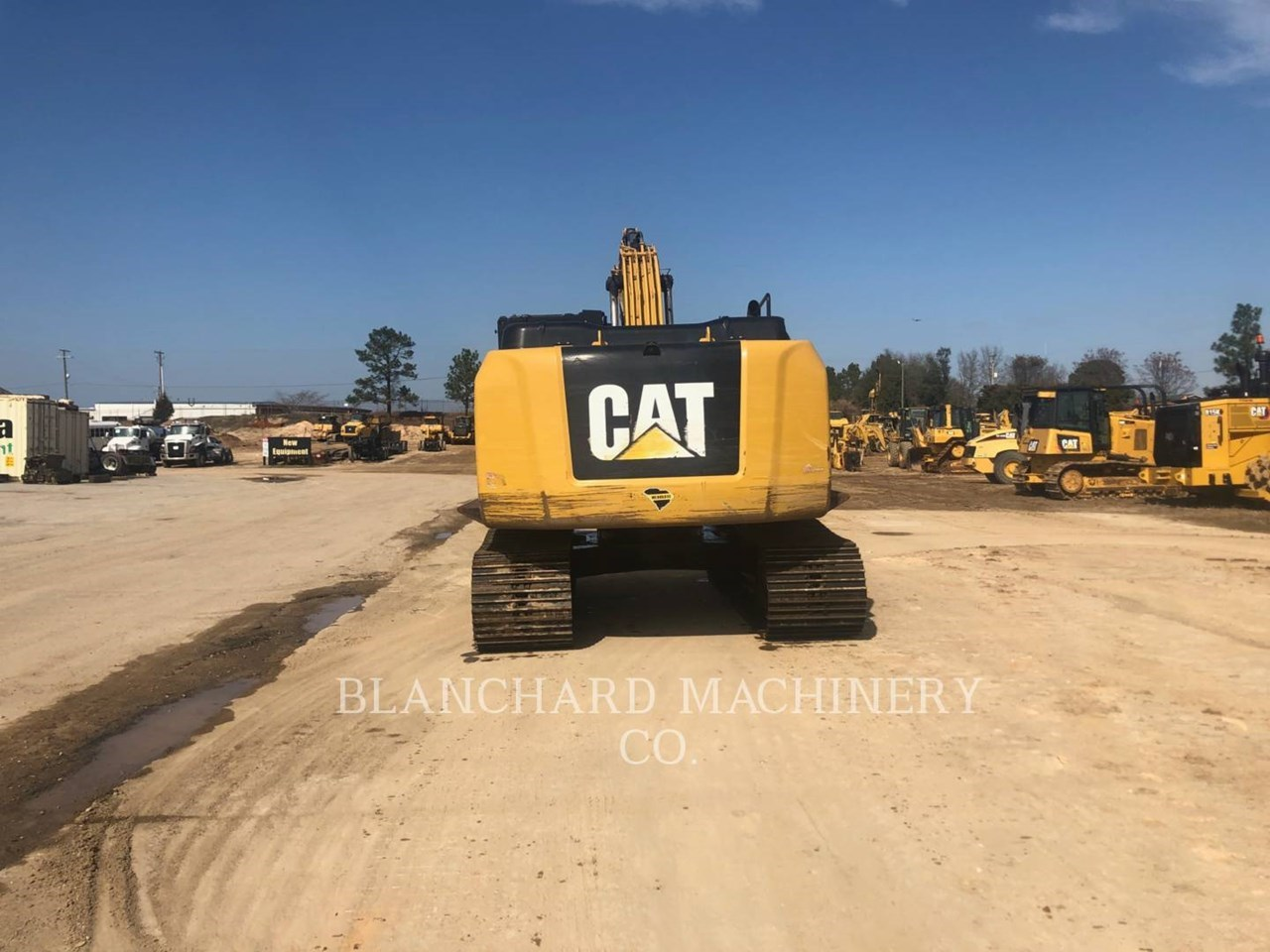 2017 Caterpillar 323FL Image 8