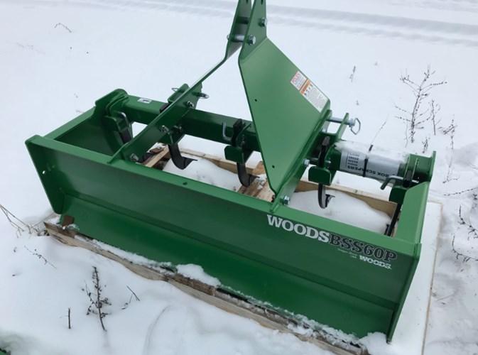 2020 Woods BSS60P Box Blade Scraper For Sale