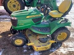 Riding Mower For Sale 2014 John Deere X730