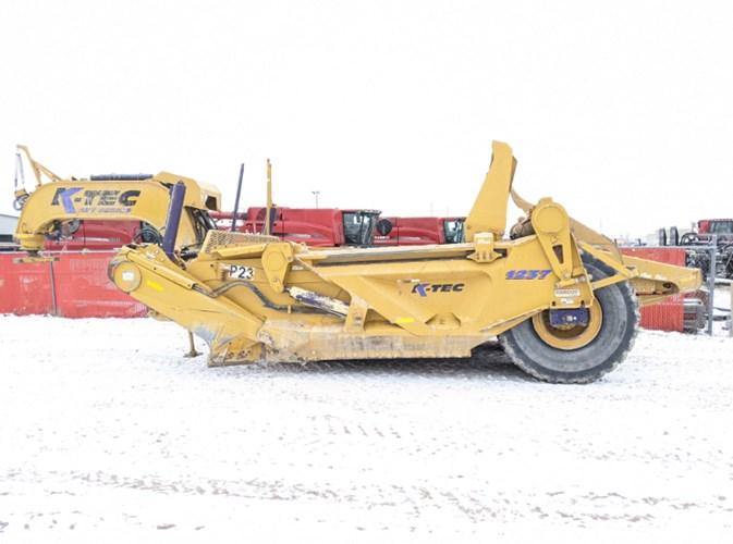 2016 K-Tec ADT 1233 Scraper-Pull Type For Sale