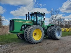 Tractor - 4WD For Sale 2006 John Deere 9220 , 325 HP