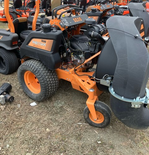 2019 Scag WS-23-37BVEFI Blower For Sale