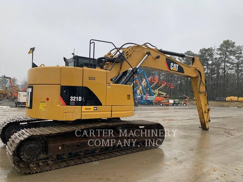 2015 Caterpillar 321DLCR Image 2