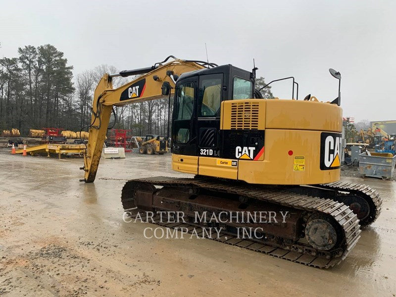 2015 Caterpillar 321DLCR Image 3