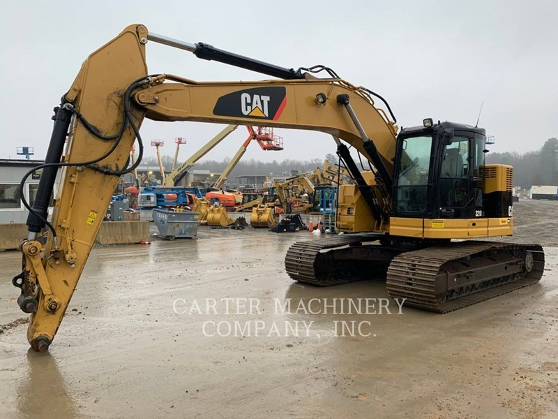 2015 Caterpillar 321DLCR Image 7