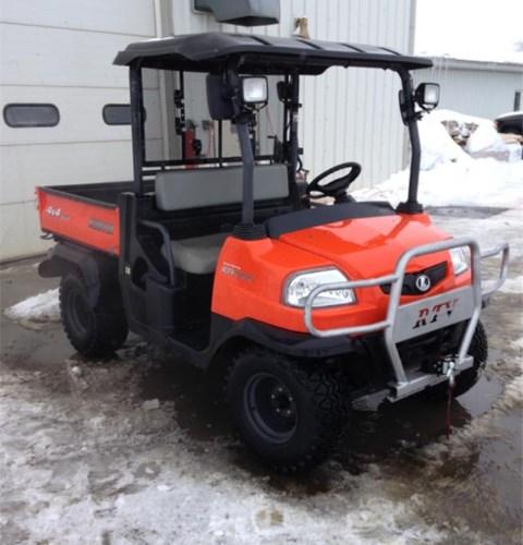 2007 Kubota RTV900 Utility Vehicle For Sale