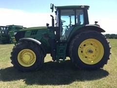 Tractor - Row Crop For Sale 2020 John Deere 6155M