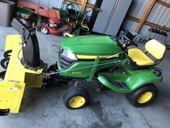 Riding Mower For Sale 2017 John Deere X390 , 23 HP