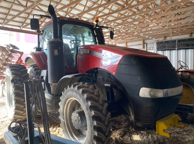 2014 Case IH MAGNUM 250 Tractor For Sale