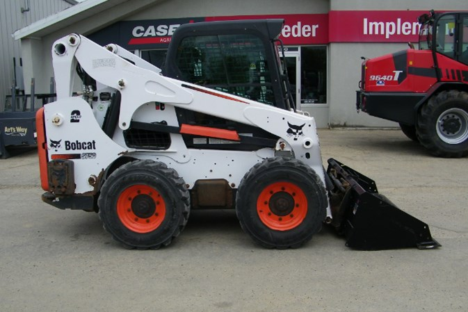 2014 Bobcat S750 Skid Steer For Sale