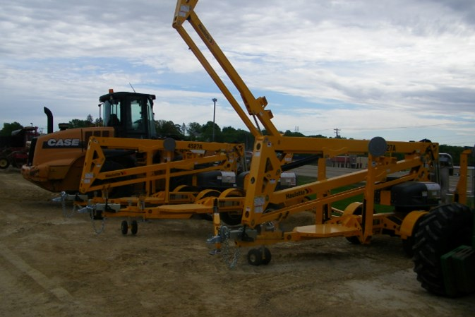 2021 Bil-Jax 4527A Boom Lift-Articulating For Sale