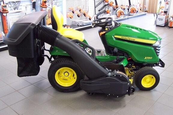 2020 John Deere X590 Riding Mower For Sale