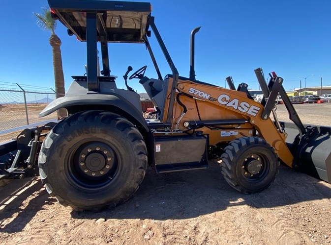 2021 Case 570NEP Tractor