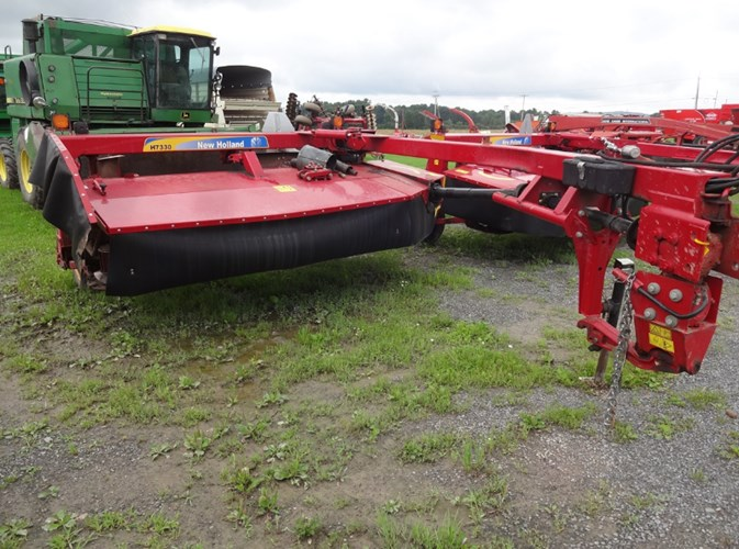 2017 New Holland H7330 Disc Mower For Sale