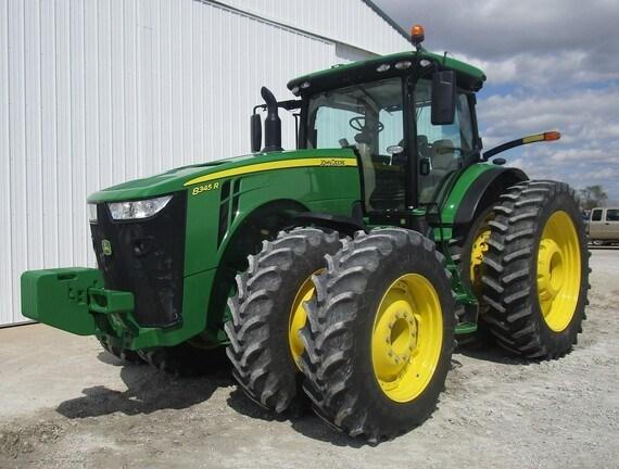2020 John Deere 8345R Tractor - Row Crop For Sale