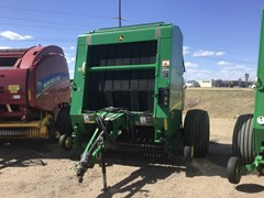 Baler-Round For Sale 2014 John Deere 569 Std