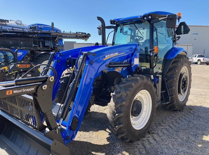 2021 New Holland T6.180 ELEC COM T4B Tractor For Sale