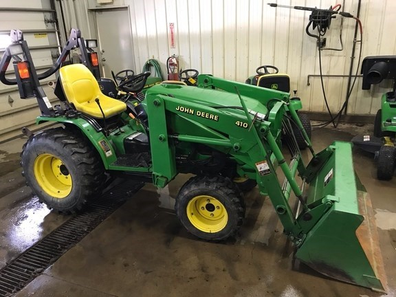2004 John Deere 4110 Tractor - Compact Utility For Sale