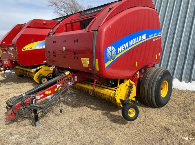2016 New Holland RB560 Baler-Round For Sale