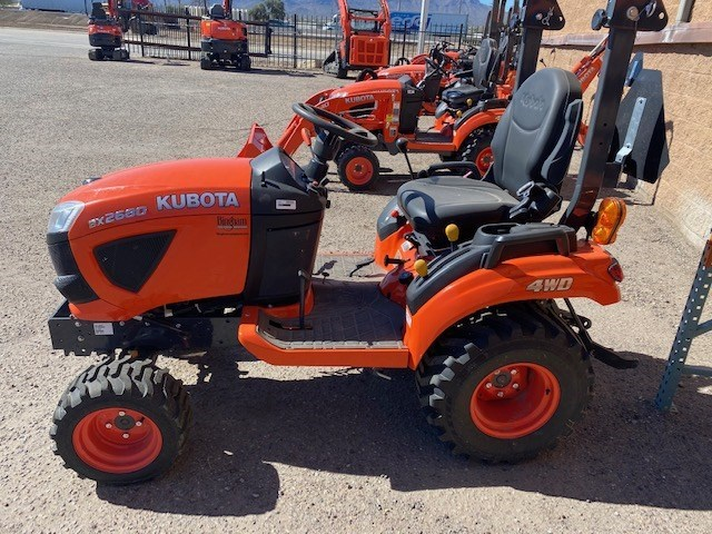 Kubota BX2680RV Tractor For Sale