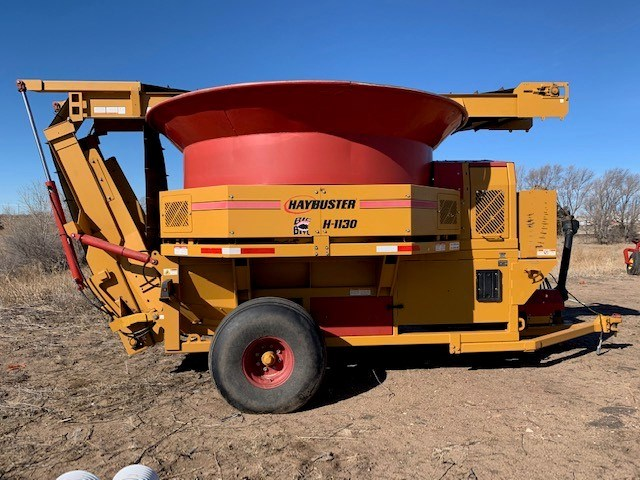 2013 Haybuster H1130 Tub Grinder - Feed/Hay For Sale