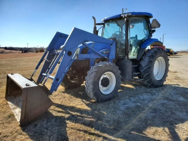 2005 New Holland TS115A Tractor For Sale
