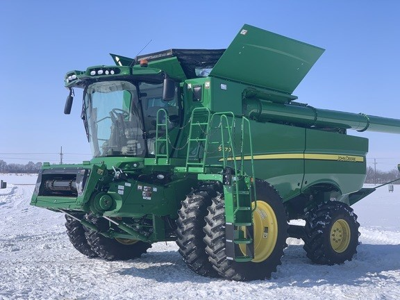 2020 John Deere S770 Combine For Sale