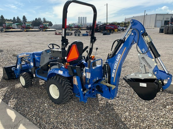 2020 New Holland WM 25S Tractor - Compact For Sale