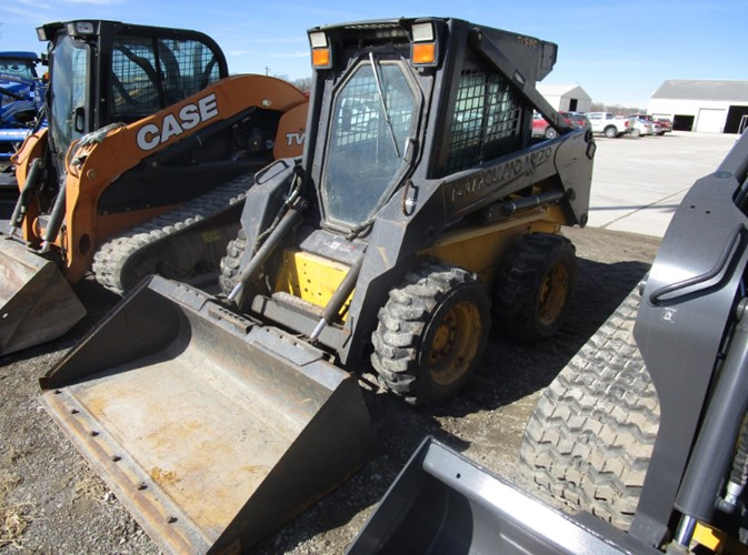 2004 New Holland LS170 Skid Steer For Sale