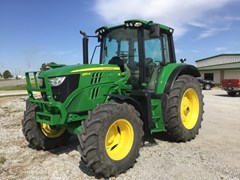 Tractor - Utility For Sale 2019 John Deere 6130M , 130 HP