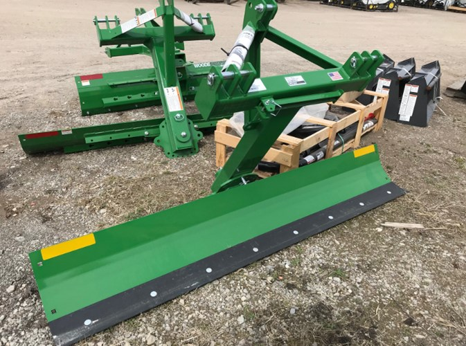 2021 Woods RB96.50 Blade Rear-3 Point Hitch For Sale