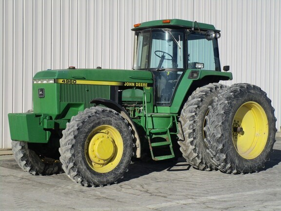 1993 John Deere 4960 Tractor - Row Crop For Sale