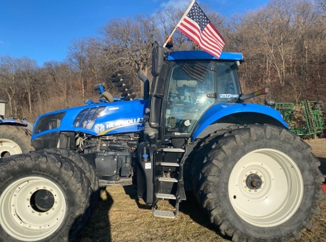 2014 New Holland T8.380 Tractor For Sale