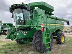 Combine For Sale 2020 John Deere S770