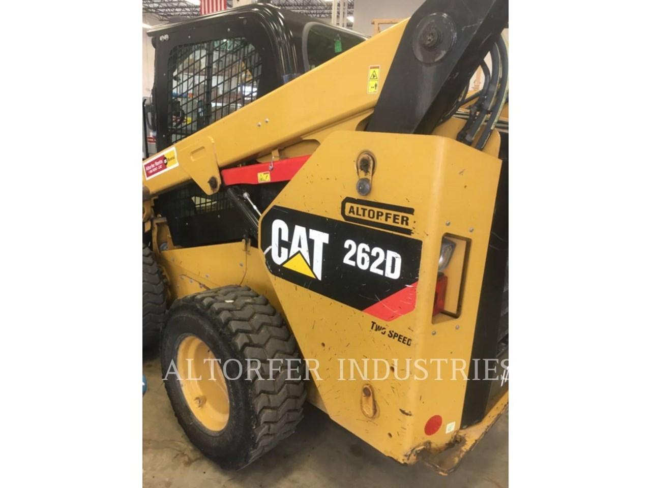 2017 Caterpillar 262D Image 4