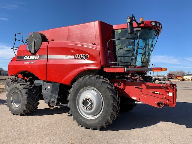 2012 Case IH 9120 Combine For Sale