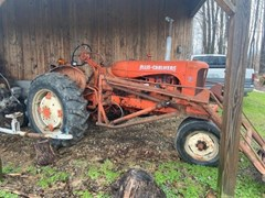Tractor - Compact Utility For Sale 1953 Allis Chalmers WD45 , 39 HP