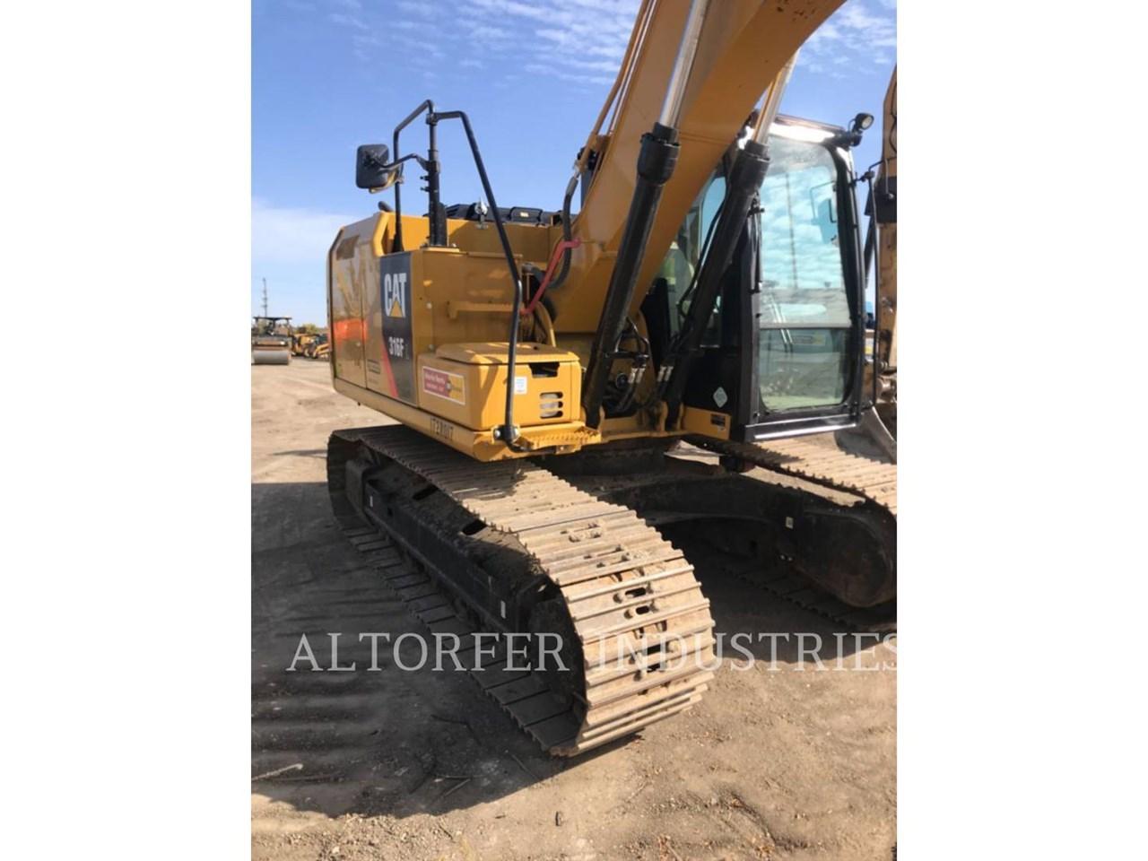 2017 Caterpillar 316FL 2D Image 1