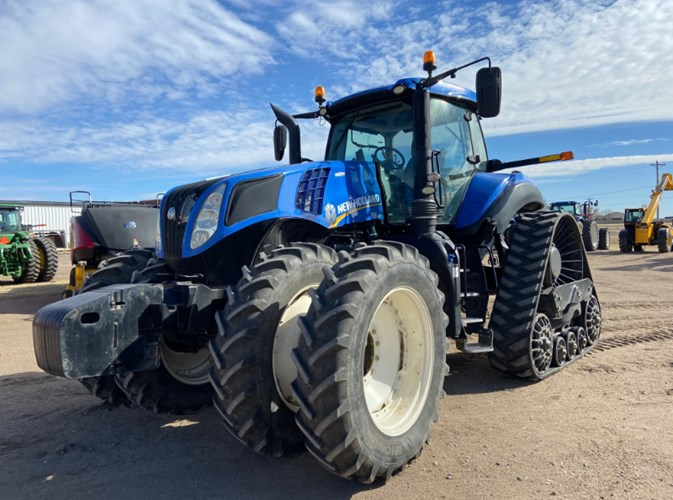 2016 New Holland T8.410 Tractor For Sale