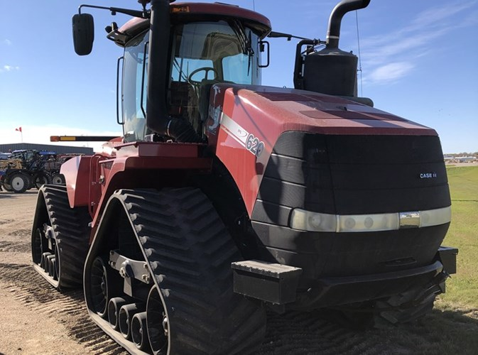 2016 Case IH 620Q Tractor For Sale