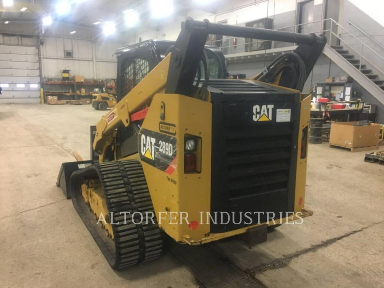 2017 Caterpillar 289D B Image 4
