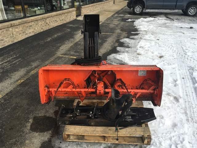 2014 Kubota B2782B Snow Blower For Sale