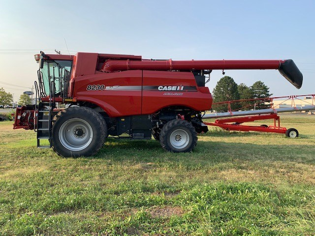 2012 Case IH 8230 Combine For Sale