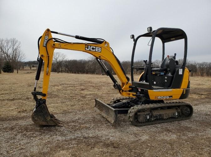 2019 JCB 8029 CTS Excavator-Mini For Sale
