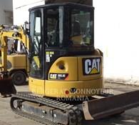 2015 Caterpillar 303.5ECR Thumbnail 4