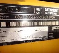 2015 Caterpillar 303.5ECR Thumbnail 6