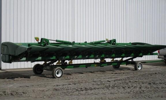 2020 John Deere 712FC Header-Corn For Sale