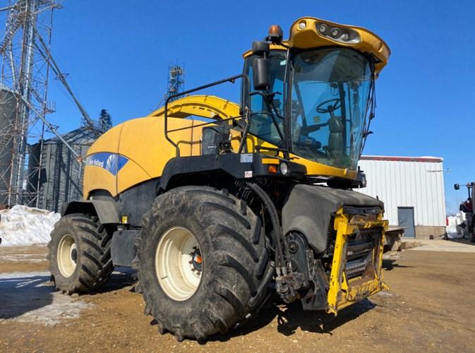 New Holland FR9040 Forage Harvester-Self Propelled For Sale