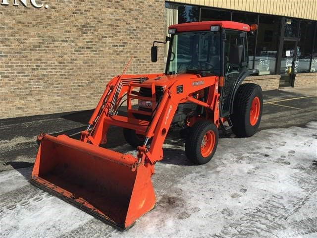 2004 Kubota L3430HSTC Tractor For Sale